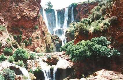 جولة بشلالات اوزود بالمملكة المغربية.. ouzoud-05op.jpg